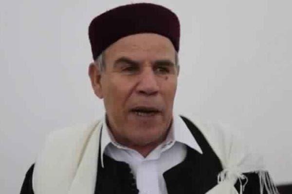 زعيم قبيلة المغاربة صالح لطيوش