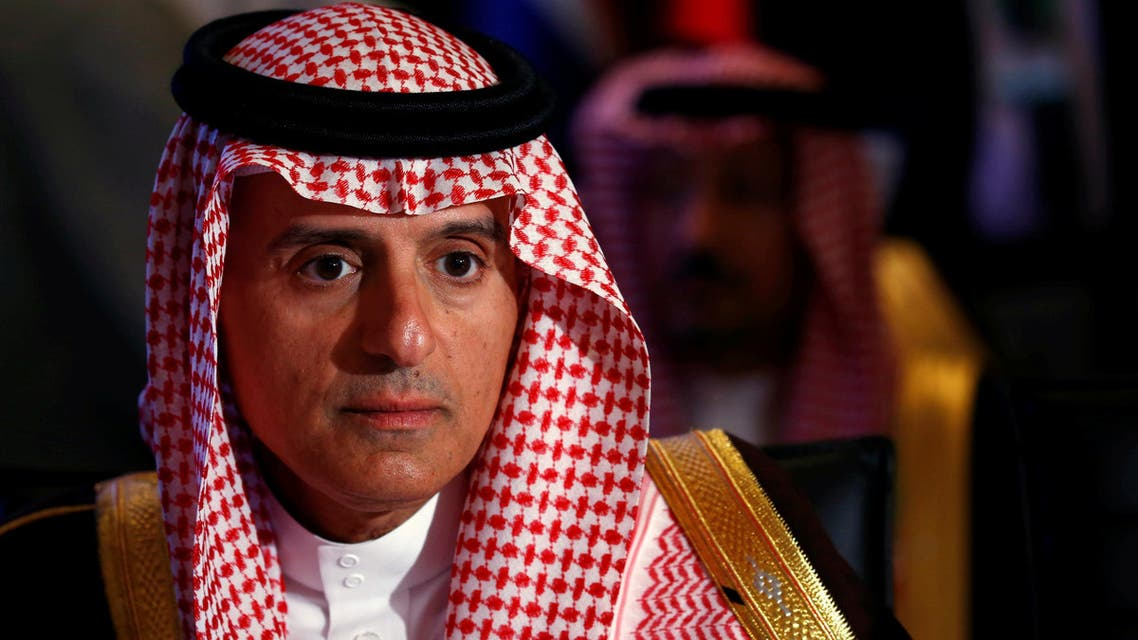 Saudi Arabia's Foreign Minister Adel bin Ahmed Al-Jubeir attends an extraordinary meeting of the OIC Executive Committee in Istanbul, Turkey, August 1, 2017. REUTERS/Murad Sezer