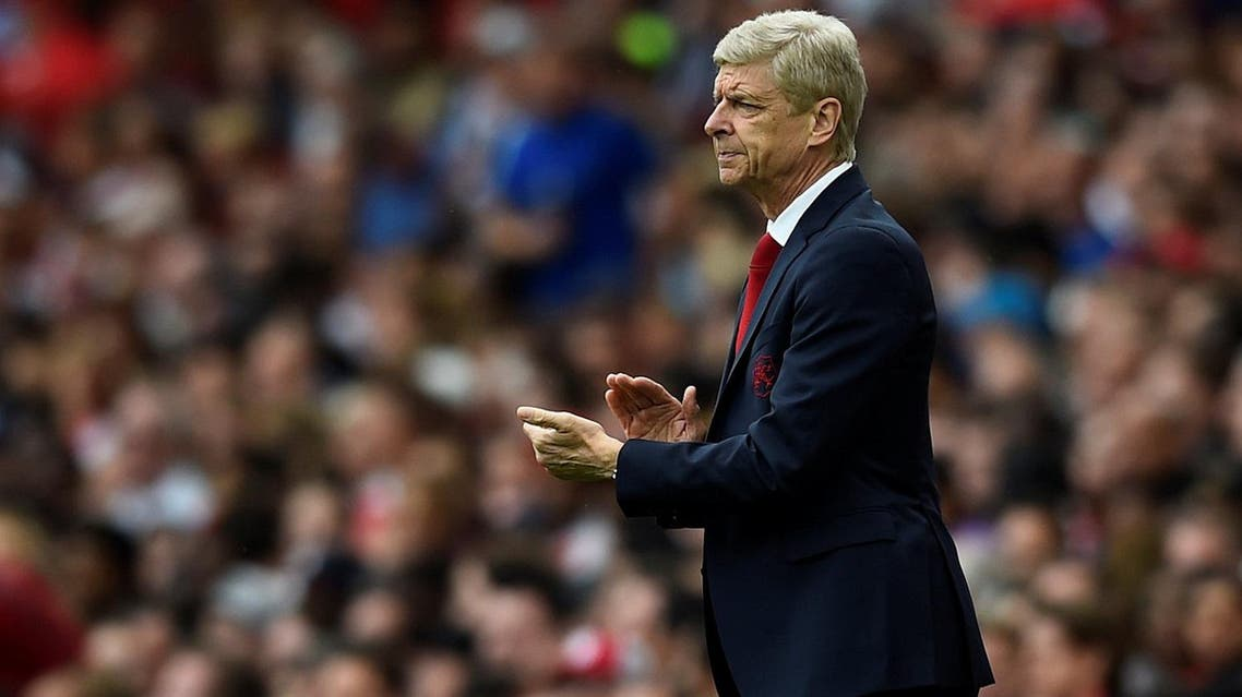 """""""I would say that the Premier League has, in my opinion, taken over from the Champions League interest-wise,"""" says Arsenal manager Arsene Wenger (Reuters)"""