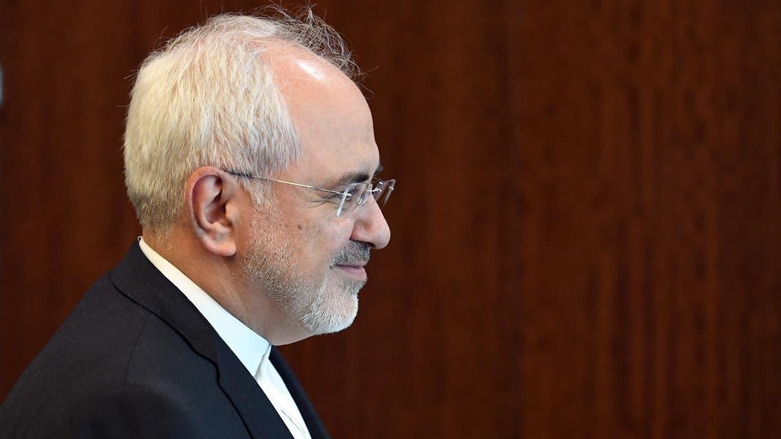 جواد ظريف في مقر الأمم المتحدة 17-7-2017