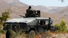 لبنانی فوج کے شامی سرحد کے نزدیک داعش کے ٹھکانوں پر حملے