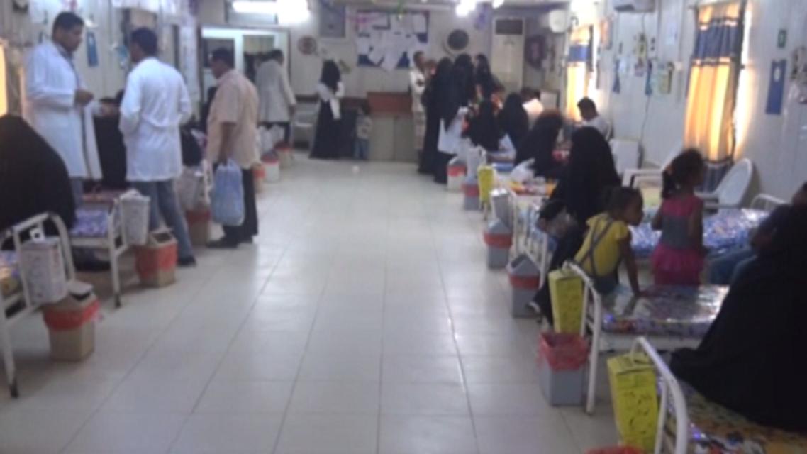 مرضى السرطان في اليمن 3