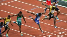 Gatlin spoils Bolt's farewell in 100m with remarkable gold