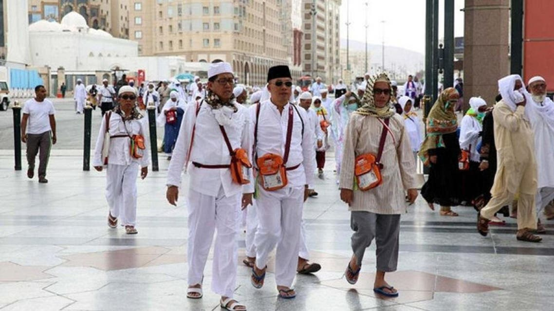 Foreign pilgrims who are around 2 million are distributed to six different institutions of Motawifs. (Supplied)