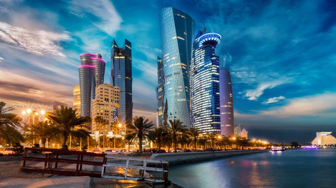 The prolonged crisis has affected Qatar's economy after land-based commerce has been suspended. (Shutterstock)