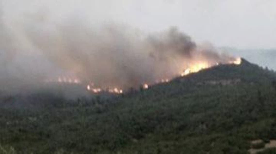 tunisia fires supplied