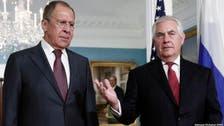 أول اجتماع بين لافروف وتيلرسون بعد عقوبات على موسكو