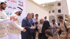 PHOTOS: Prime Minister of Yemen visits Mokha after its liberation