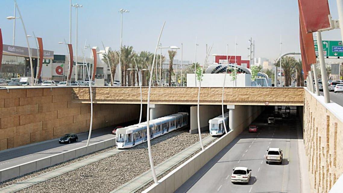 مشروع قطار الحرمين
