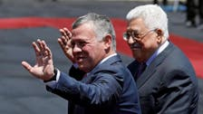 Jordan's King Abdullah discusses holy site tensions in Ramallah