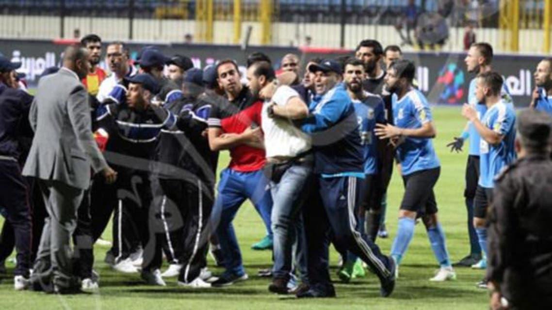 مصر.. فینال باشگاههای کشورهای عربی به جنجال کشیده شد