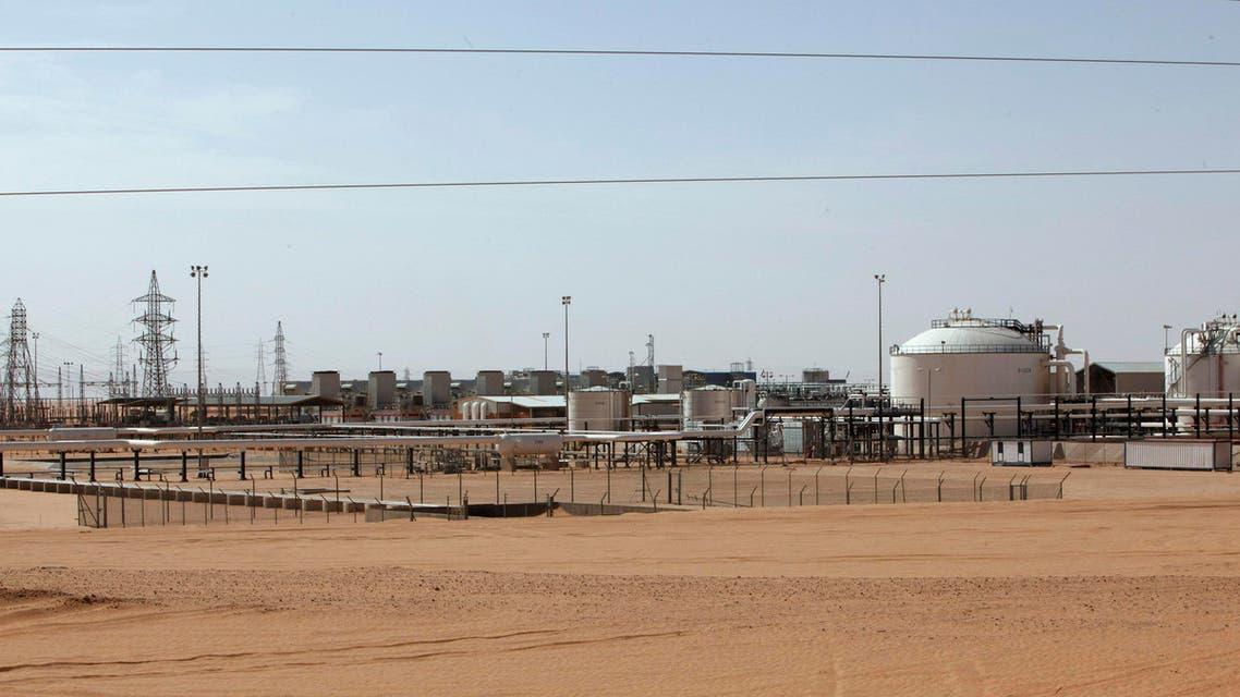 Libya Sharara oil field