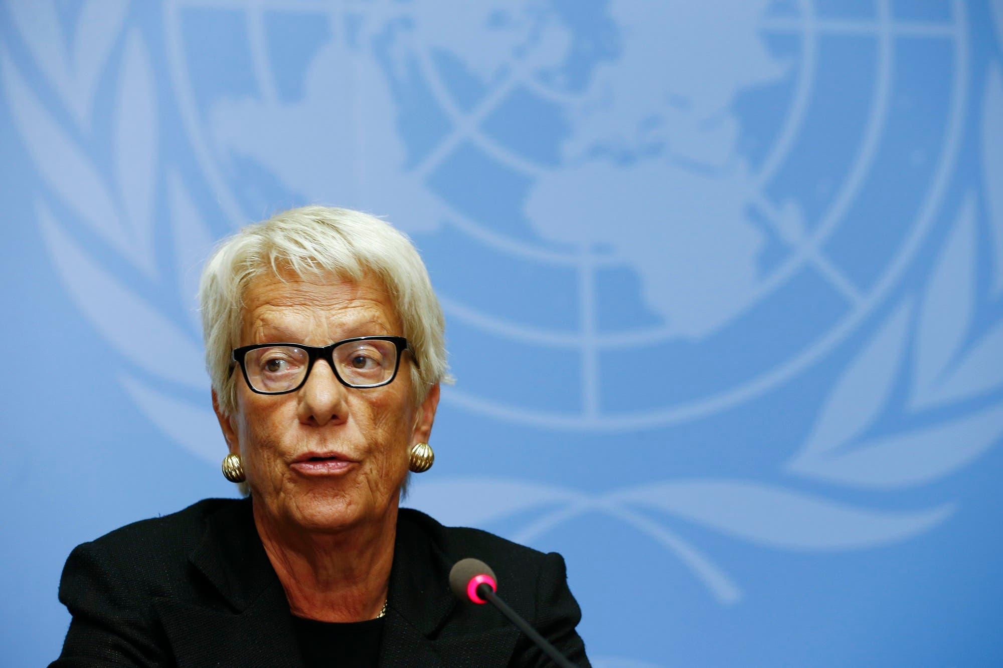 Del Ponte (Reuters)