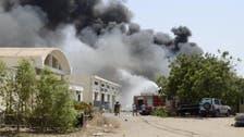 یمن : اتحادی طیاروں کے ہاتھوں اسلحہ ڈپو اور میزائل پلیٹ فارم تباہ