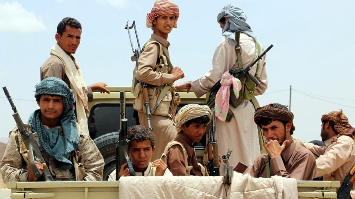 أطفال جندتهم ميليشيا الحوثي وأرسلتهم لجبهات القتال