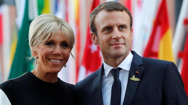 French President Macron Backpedals On Creating First Lady Status For Wife Al Arabiya English