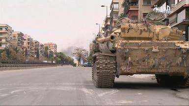 """رغم """"الهدنة"""" النظام يكثف قصفه على الغوطة الشرقية"""
