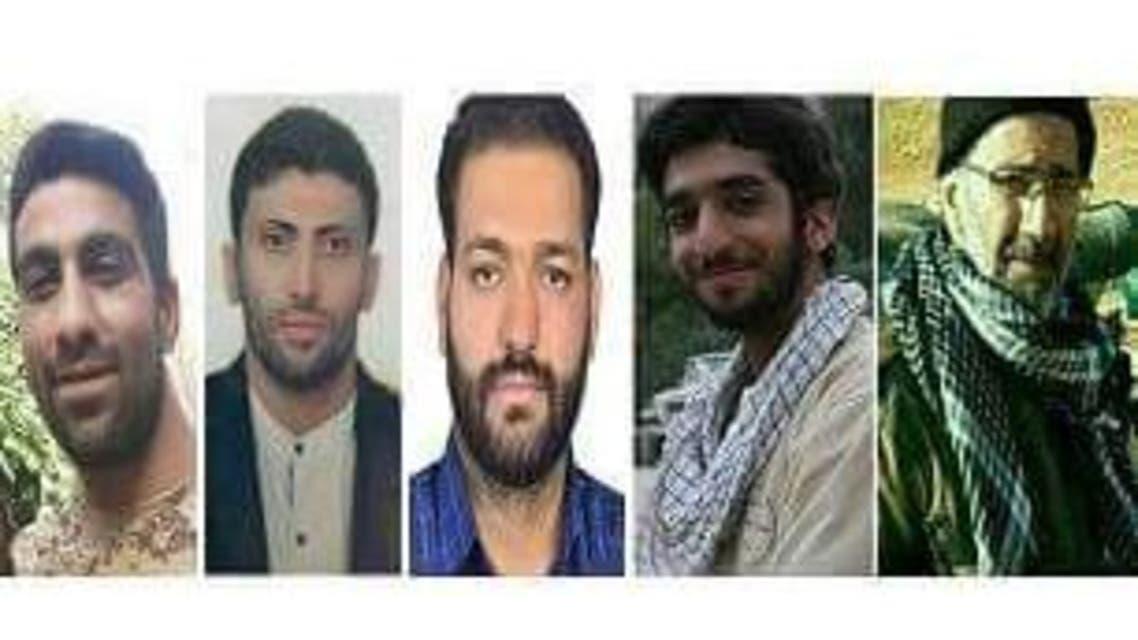 """5 نظامى ایرانی از جمله يک افسر """"نيروى قدس """" در سوريه كشته شدند"""