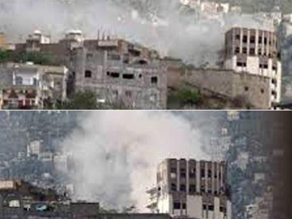 مقتل امرأة وجنينها بقصف حوثي على أحياء في تعز