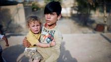 Long wait for captive Yazidis' return spent rebuilding shrine in Iraq's Bashiqa