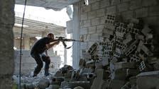 المعارضة المسلحة في حي جوبر تستعد لهجوم بري للنظام