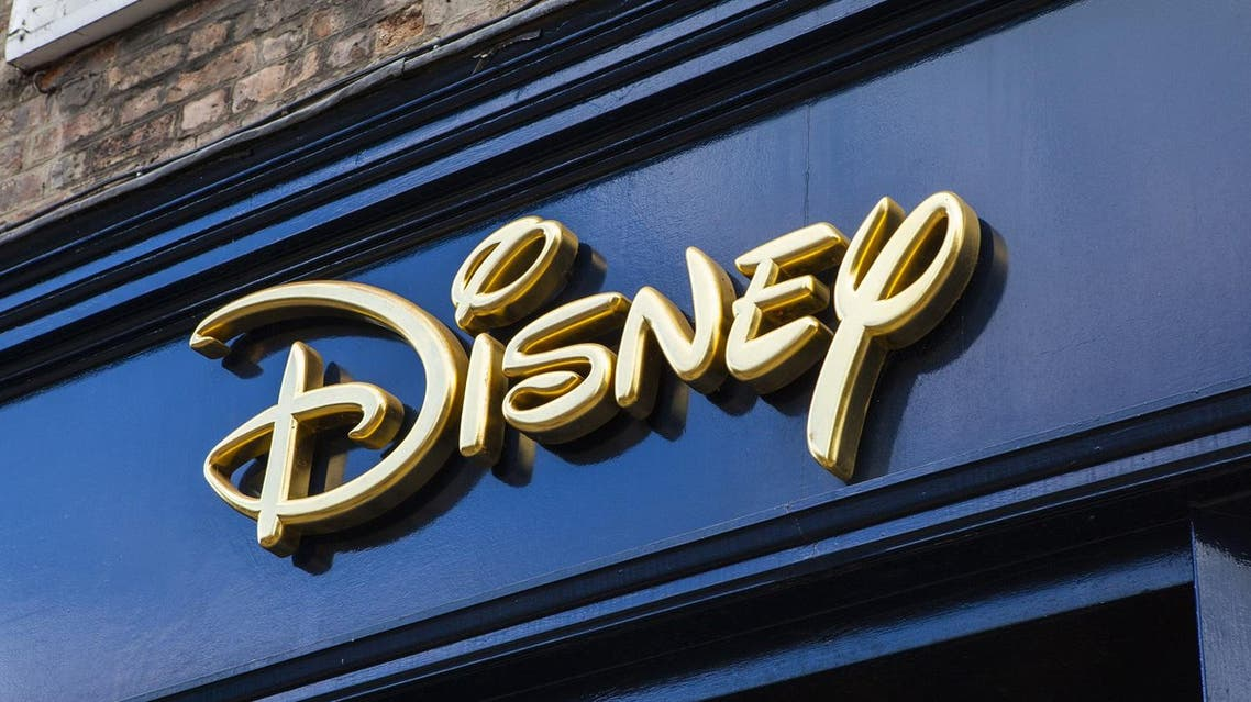 Disney logo shutterstock