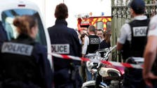 French police shoot man dead near Paris after fatal stabbing