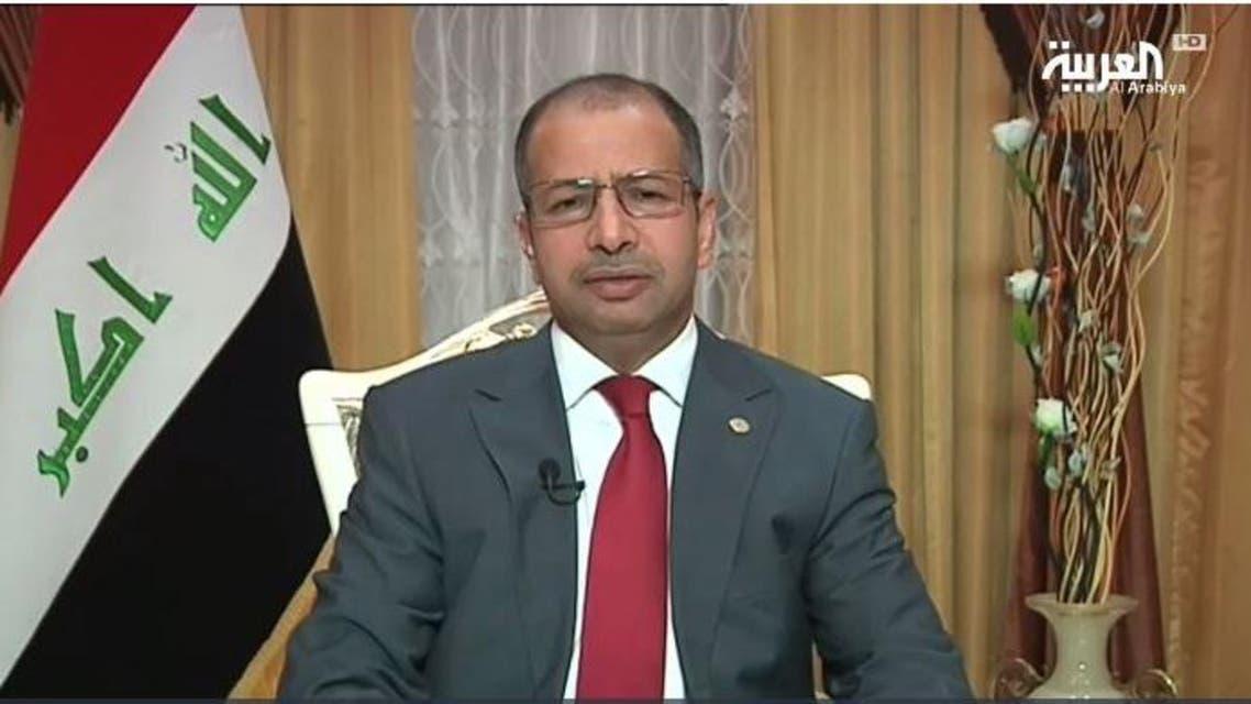 رئيس البرلمان العراقي سليم الجبوري 3