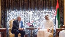 ابو ظبی کے ولی عہد سے امریکی ایلچیوں کی ملاقات ، قطر بحران پر بات چیت