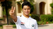 First Egyptian with Down Syndrome to cross the English Channel
