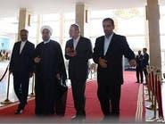 إرهابي قاد فرقة اغتيالات تولى مراسيم تحليف روحاني