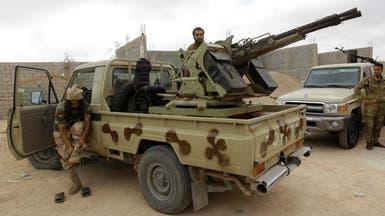 الجيش الليبي يقتل عشرات الإرهابيين في درنة