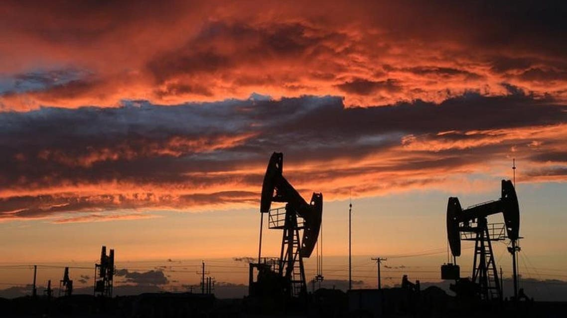An oil field in China on May 7, 2017. The International Energy Agency raised its 2017 demand growth forecast to 1.5 million bpd.  (Reuters)