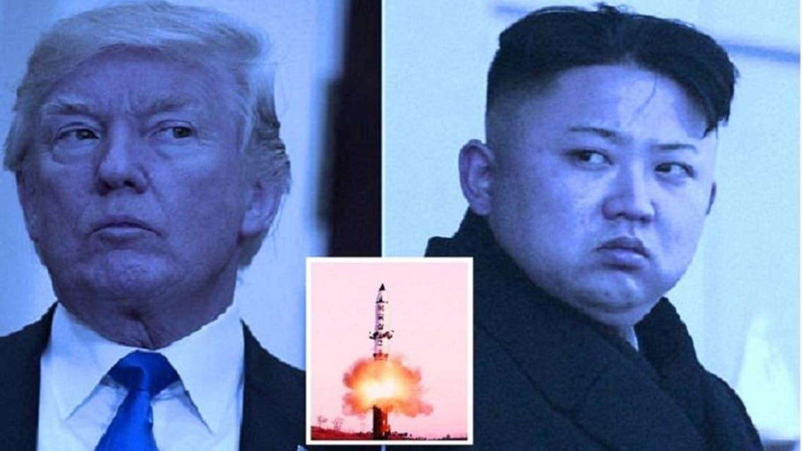 ترمب ودكتاتور كوريا الشمالية، والمستهدفة غوام الصغيرة