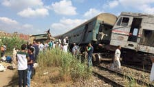 Egyptian official died after seeing victims of Alexandria train crash