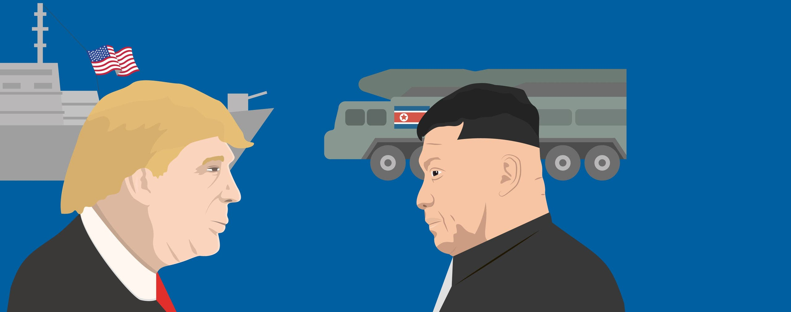 Since taking control of North Korea, following the death of his father, Kim Jong Un's paranoia has increased ten-fold. (Shutterstock)