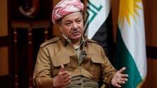العراق.. مسعود بارزاني يلوح باستعادة كركوك