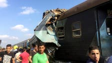 Many children have lost their parents in fatal Egypt train collision