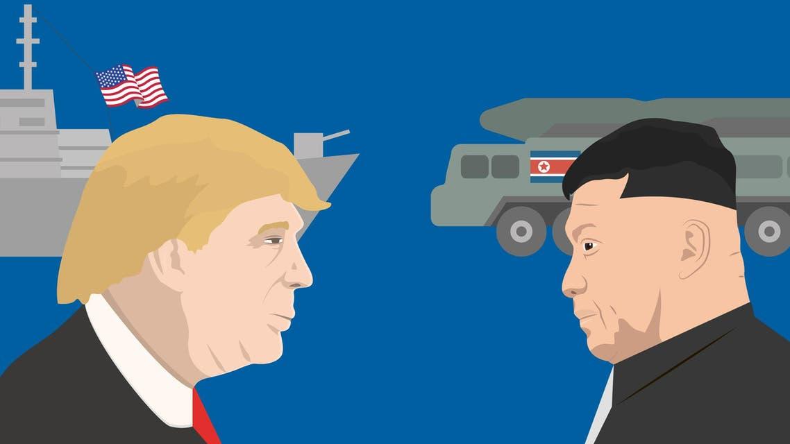 kim and trump shutterstock