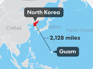 ما سر غوام الأميركية.. الجزيرة التي تهددها بيونغ يانغ؟