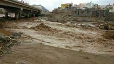 إيران.. فيضانات تحصد 11 قتيلاً وتعزل قرى