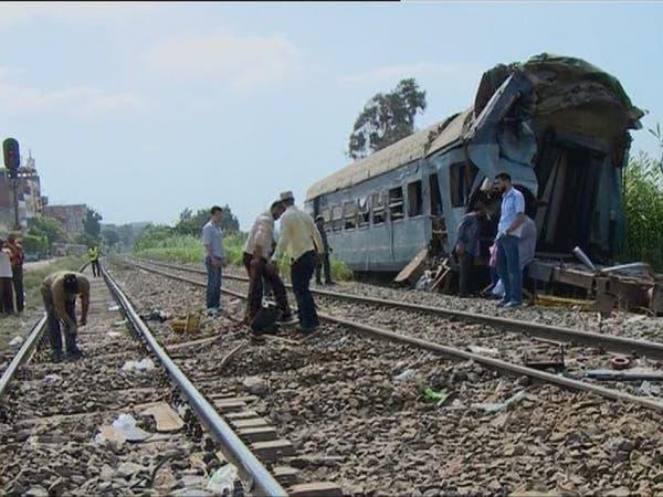 حبس سائقي قطاري الإسكندرية 15 يوما.. وتحليل مخدرات لهما
