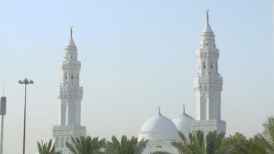 حجاج بيت الله يتوافدون على المساجد التاريخية في المدينة المنورة