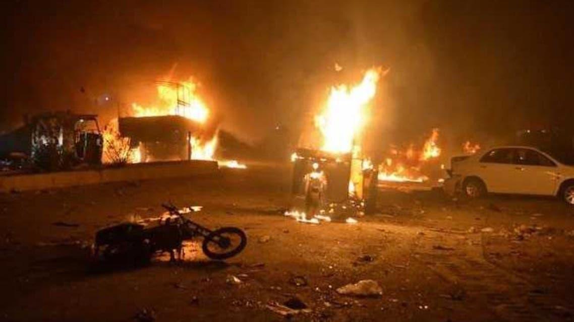 حمله انتحاری در پاکستان؛ 50 تن کشته و زخمی شدند