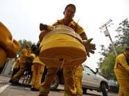 """ليست الحرائق فقط.. مراكز الإطفاء """"خطيرة"""" أيضاً!"""