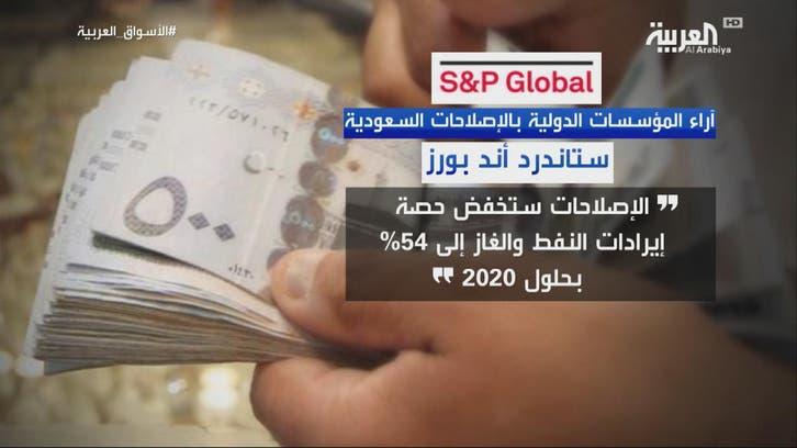 هكذا أشادت المؤسسات الدولية بإصلاحات الاقتصاد السعودي