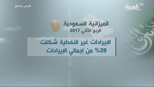 نمو الإيرادات السعودية في النصف الأول بـ 29%