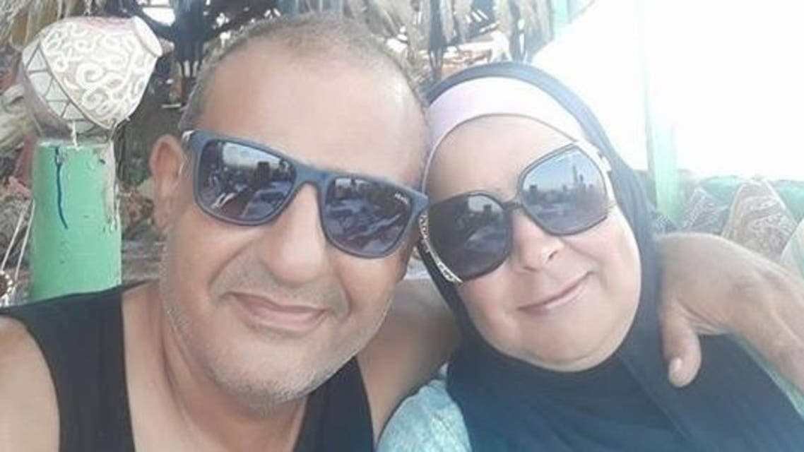 The supervising engineer, identified as Tariq Ahmed Abdel Hameed (L), died after becoming involved in a brawl. (Supplied)