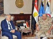 رئيس الأركان المصري يلتقي المبعوث الأممي إلى ليبيا