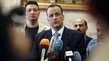 Yemeni government accuses Houthis of failing Ould Cheikh's mission
